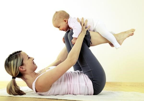 5 Exercises Every Mom Should Do