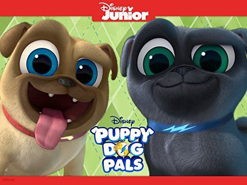 Puppy Dog Pals Season  Episode