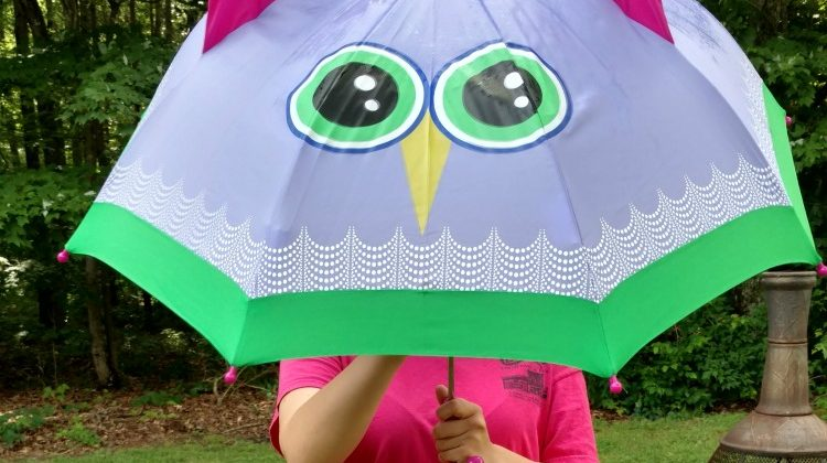 When it Rains it Pours: Be Prepared with ShedRain Umbrellas #Review