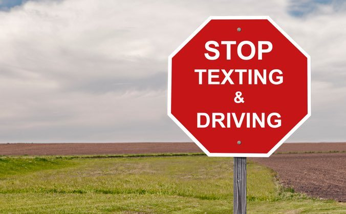 Don't Text & Drive!  #SupportHumanLife #DontTextAndDrive