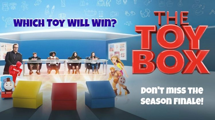 Who is going to Win #TheToyBox? Season Finale 5/19 #ABCTVevent #Cars3Event