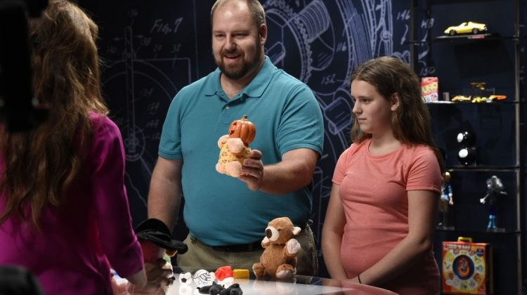 #TheToyBox- Get Your Toy made by Mattel – Fridays on ABC 8/7c #Cars3Event