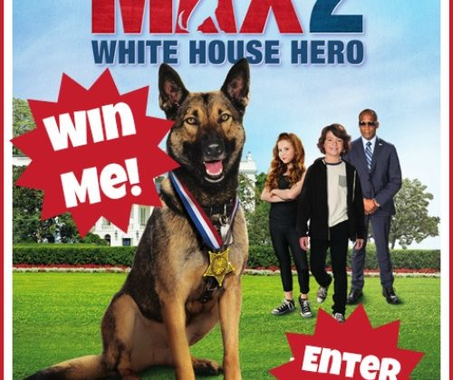 #Win Max 2: White House Hero on Blu-ray #Max2 movie