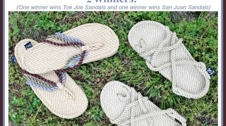 2 #Winners Nomadic State of Mind Sandals! 5/29 US only