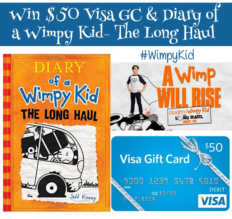 Win 50 visa gc and diary of a wimpykid book 9 win 50 visa gc and diary of a wimpykid book 9 solutioingenieria Gallery