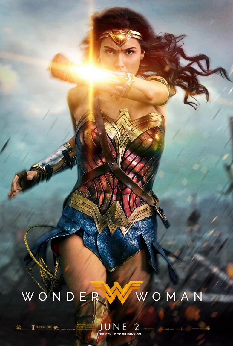 Wonder Women in Theaters June 2nd!