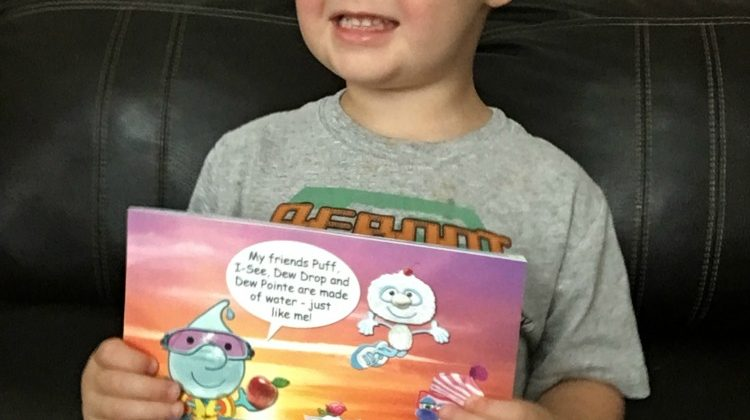 """A Is For Aqueous"", A Fun Children's Book! #Review"