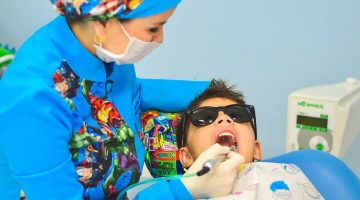 How to Make Going to the Dentist Less Scary for Young Children
