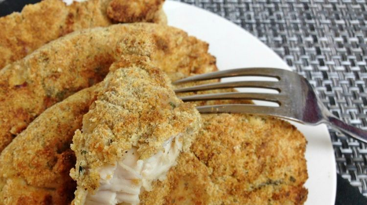 Garlic and Herb Chicken Tenders Recipe
