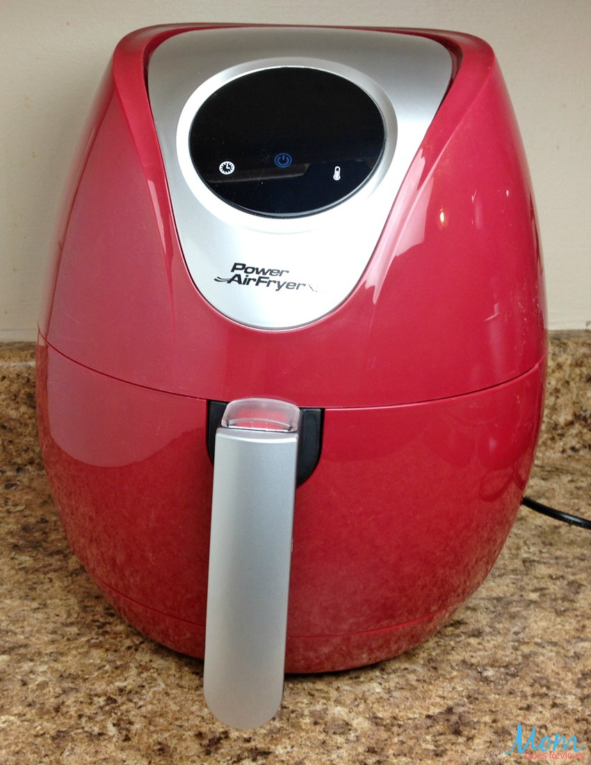 The Power Air Fryer A Healthier Delicious No Guilt Way