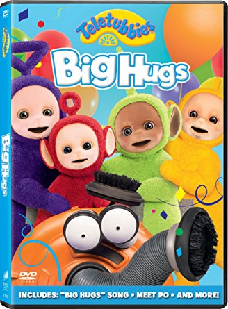 "The Teletubbies are celebrating ""20 Years of Big Hugs"" in 2017 with their latest BIG HUGS DVD"