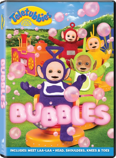 Teletubbies: Bubbles DVD