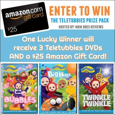 Teletubbies Prize Pack