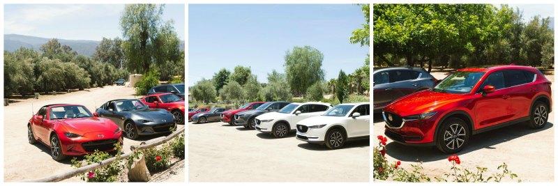 Mazda Cars at Temecula