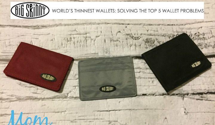 big skinny thin wallet