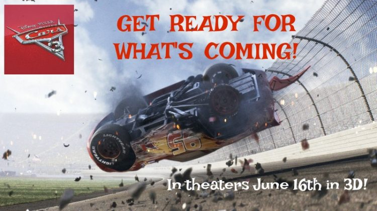 CARS 3 Movie Press Conference- Get Ready for What's Coming!- #Cars3Event