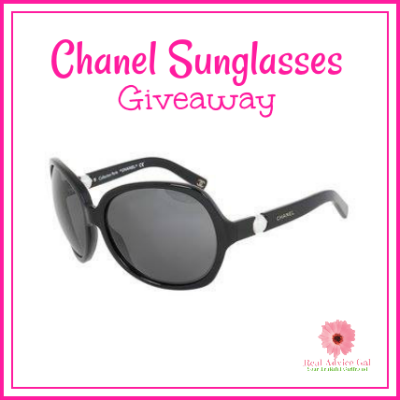 chanel sunglasses giveaway