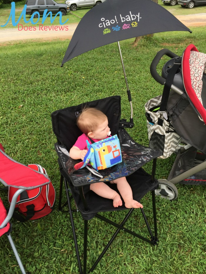 ciao baby travel highchair