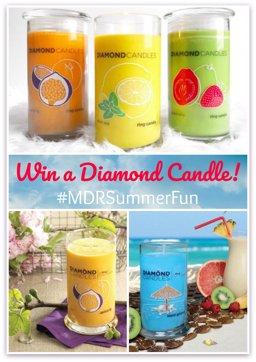 Which Diamond Candle Scent is YOUR favorite?