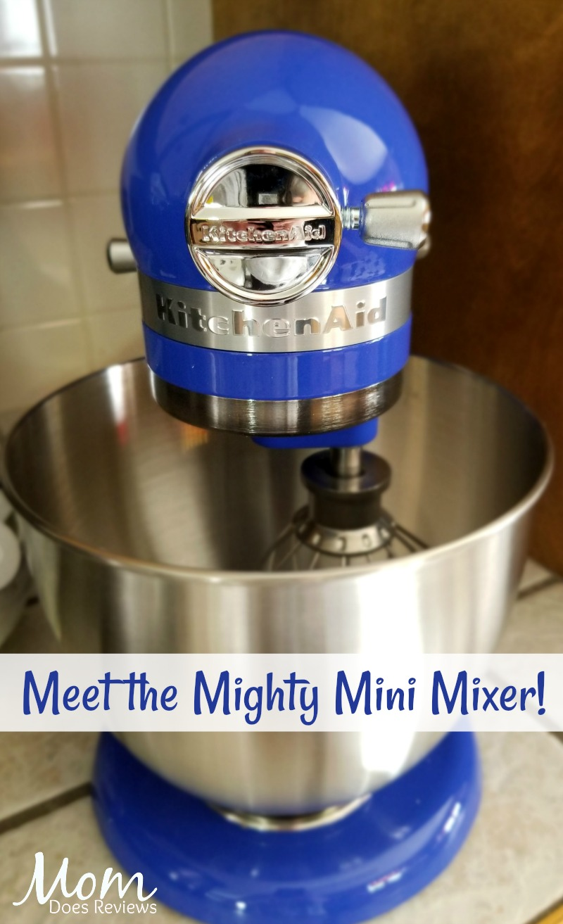 Check out the KitchenAid Artisan Mini Mixer