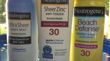 Instill Great Sunscreen Habits with Neutrogena® #MimicMommy #Review