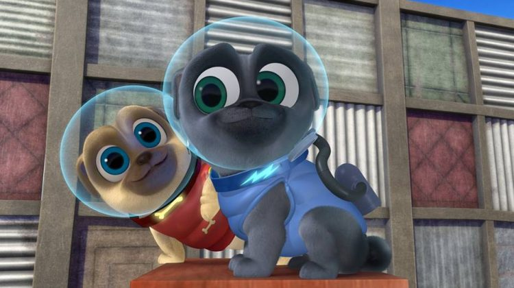 Watch Puppy Dog Pals Friday 6/23 9am #PuppyDogPalsEvent #Cars3Event