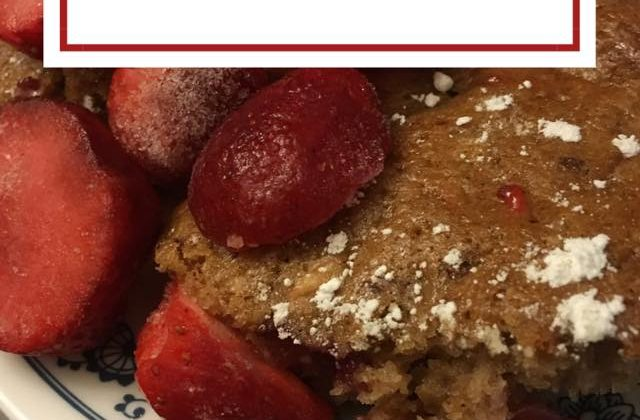 #12Daysof Sweet Summer Treats {Day 9} Strawberry Rhubarb Bars