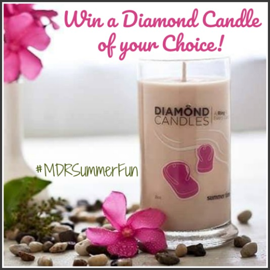 Daimond Candle