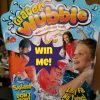Win the Super Fun Water Wubble balls!