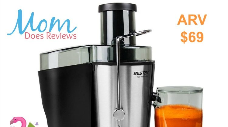 #Win a Bestek Juicer (arv $69)! US Only Ends 7/27