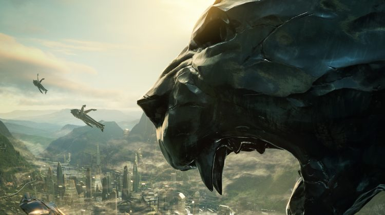 Marvel Studios' BLACK PANTHER- Check out the new Poster! #BlackPanther