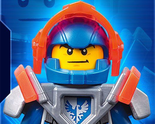 LEGO® NEXO KNIGHTS – Season 3 on DVD 9/12