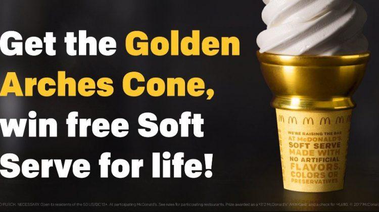 Golden Arches Cone