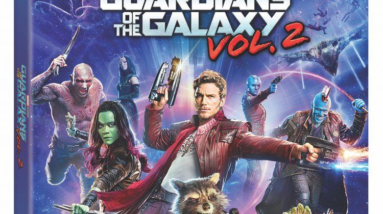 Marvel'sGuardians of the Galaxy Vol. 2 on Blu-ray 8/22 #GOTG2