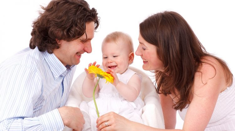 How Having a Baby Can Challenge & Grow Your Relationship with Your Spouse