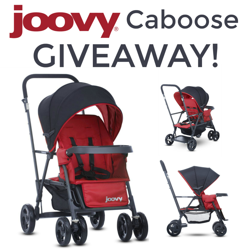 joovy caboose giveaway