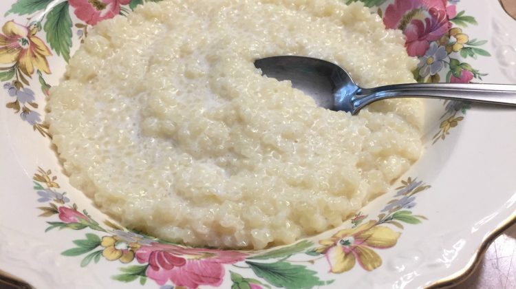 Pastina, A Comforting Family Breakfast Tradition #Recipe