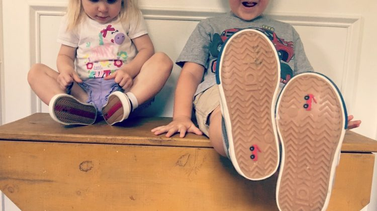 Urban Footwear For Kids From See Kai Run #Review #Back2School17