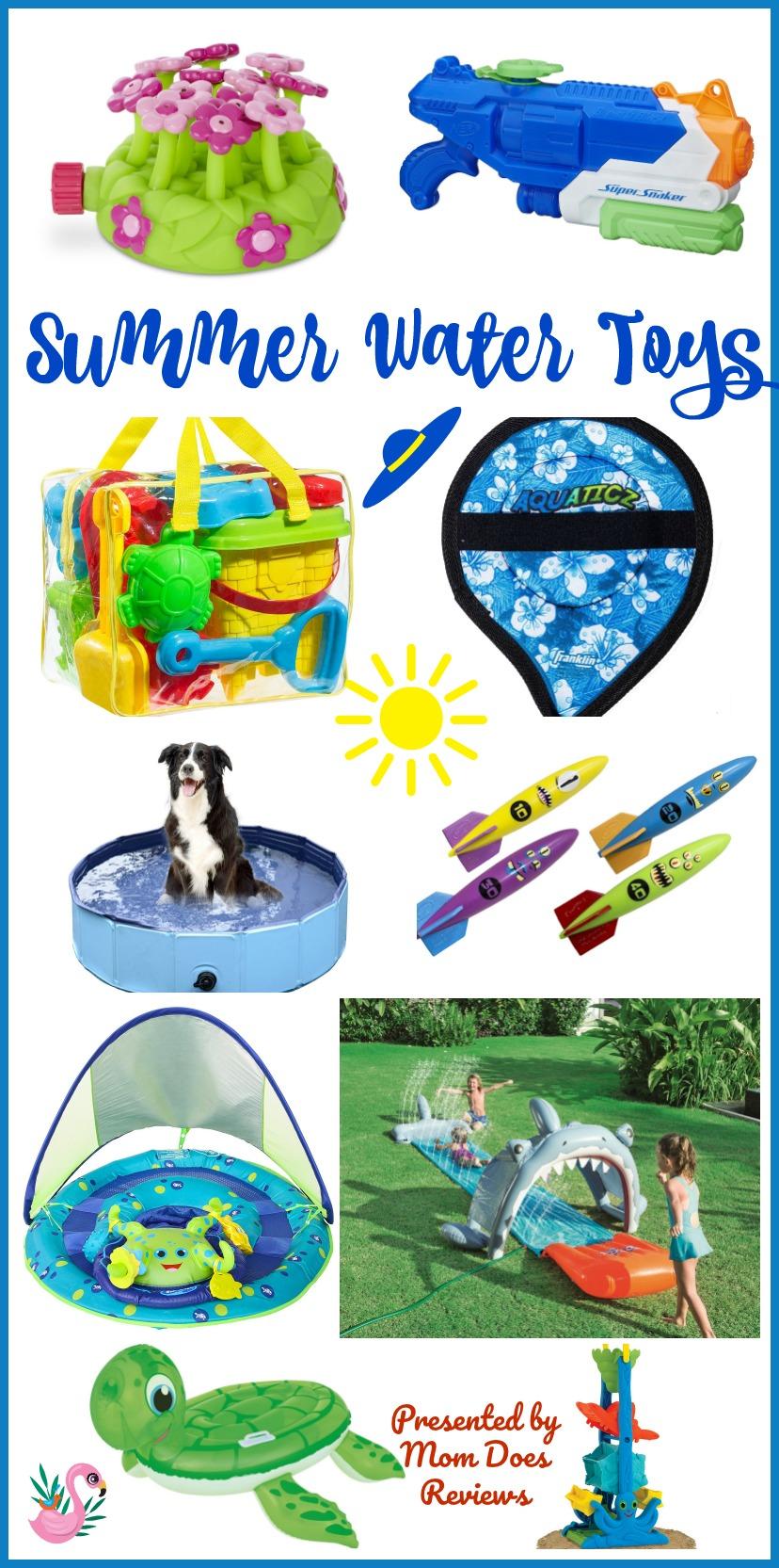 10 Sensational Summer Water Toys