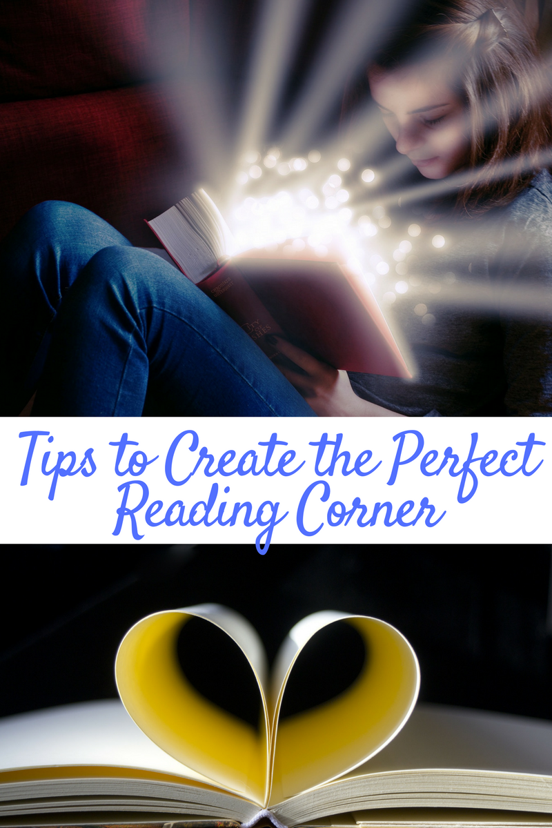 Tips to Create the Perfect Reading Corner