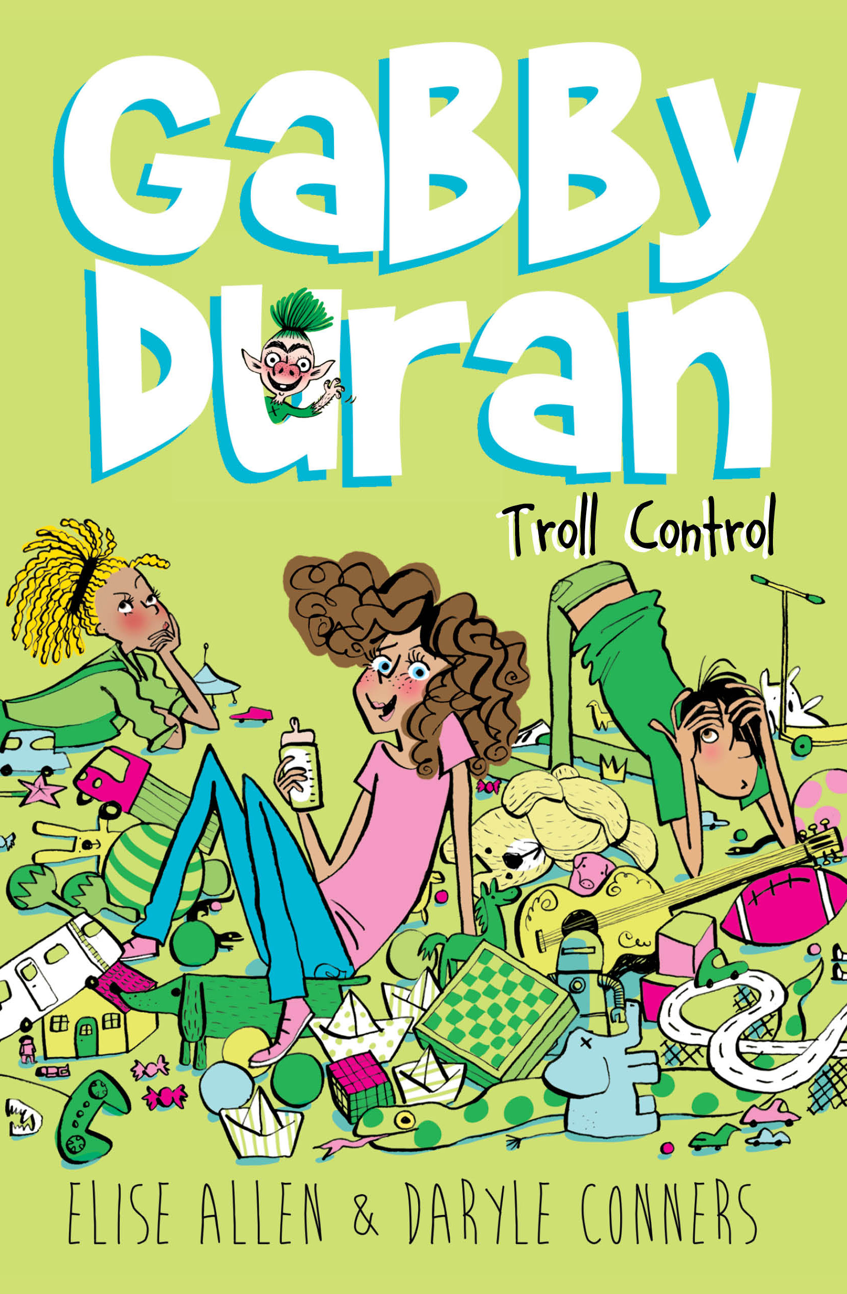 Gabby Duran Troll Control
