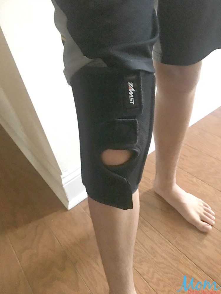 Brace yourself with zamst review physical therapists told us to tape or keep a brace on her while she was exercising and running anytime she puts in more than normal time on her legs solutioingenieria Image collections