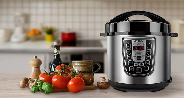 Save Time With Bestek 7-in-1 Multi-Functional Cooker #Review