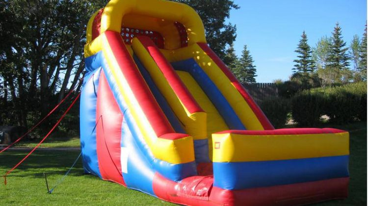 Rent a Bounce House for a Block Party