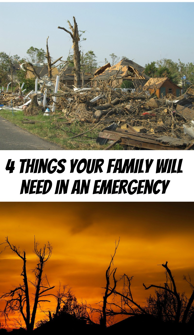 Are you Prepared for an Emergency of Disaster