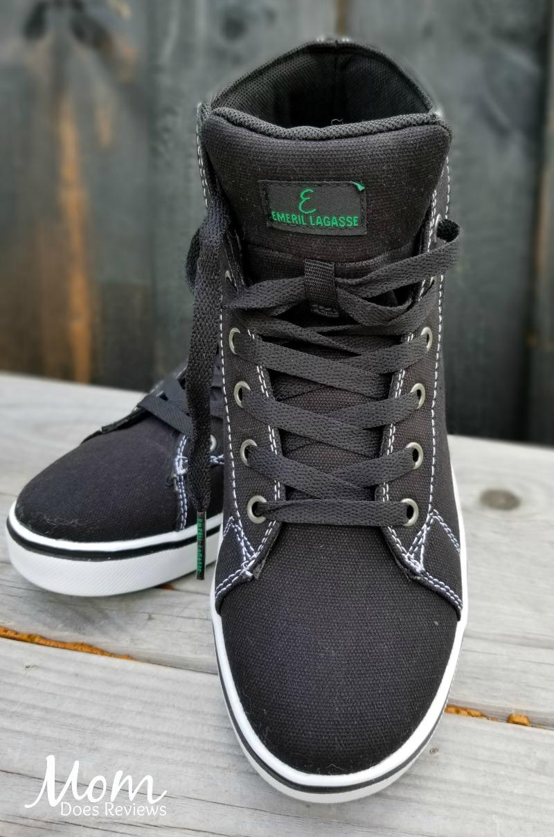 Emeril Lagasse Read Canvas sneakers