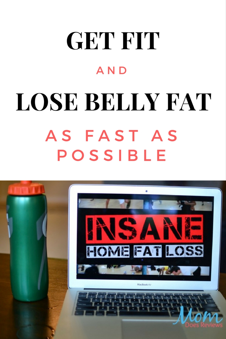 Get Fit in No Time with Insane Home Fat Loss #review