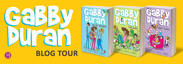 Gabby Duran Blog Tour- Perfect for Summer Reading!