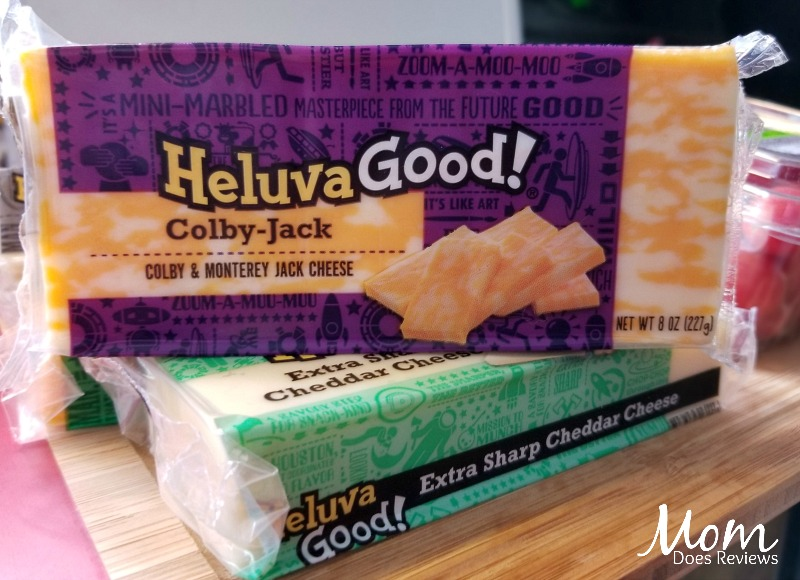 HeluvaGood! Cheese