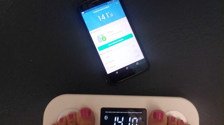 Track Your Fitness Easily with the YUNMAI Smart Scale #Review